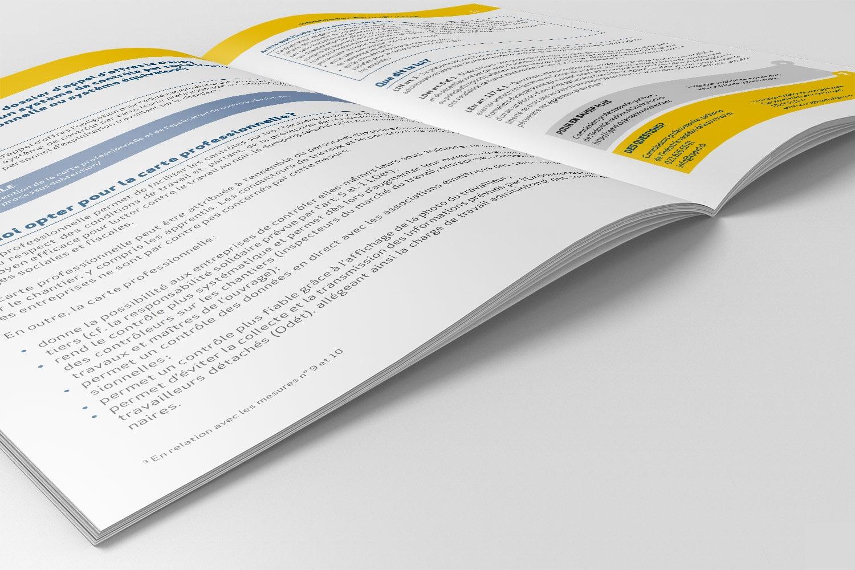 Brochure Groupe vaudois des marchés publiques double une