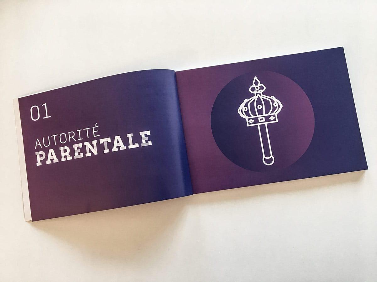 Brochure guide juridique mariage versus union libre vue 4