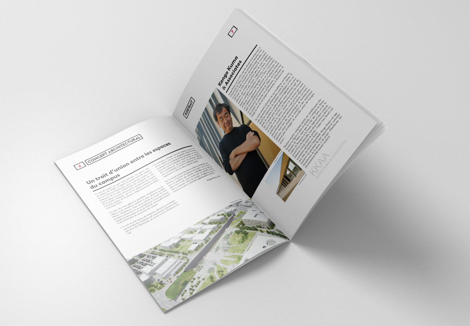 Dossier de Presse Bâtiment Artlab EPFL concept