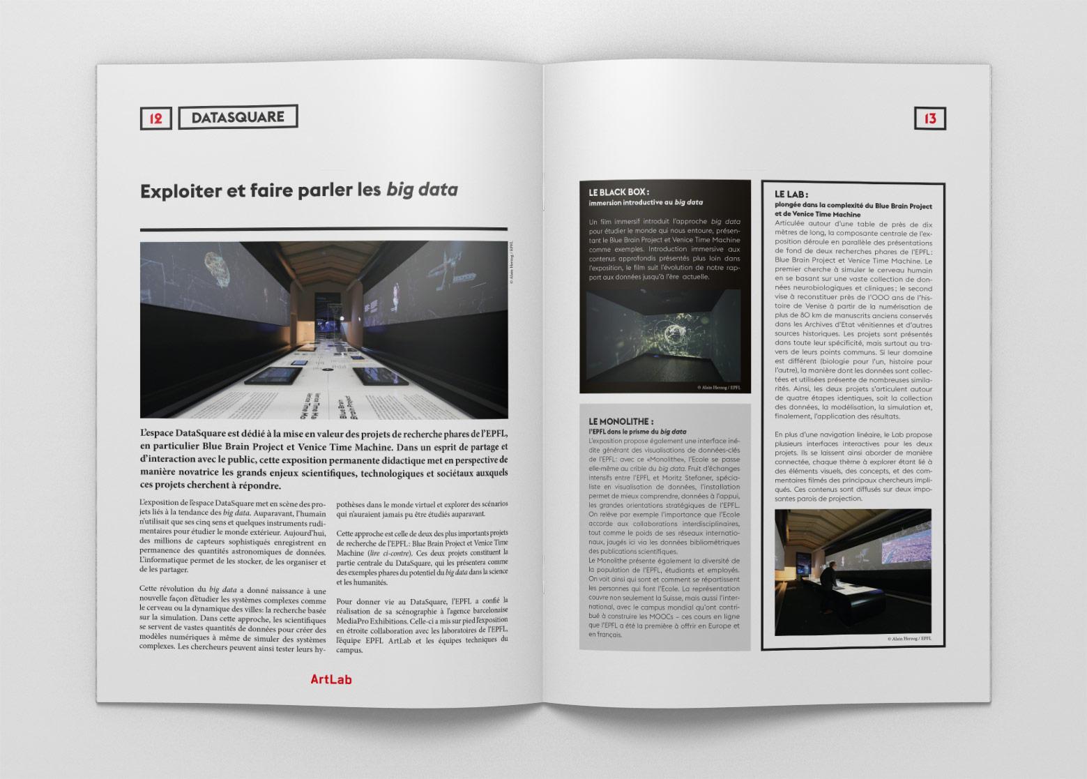 Dossier de Presse Bâtiment Artlab EPFL Datasquare