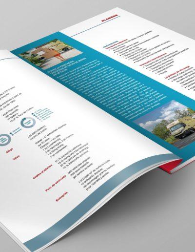 Dossier de presse Planzer, faits et chiffres @ Haymoz design, graphiste Lausanne