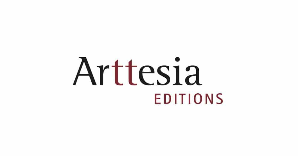 Logo Arttesia - éditeur - Haymoz design