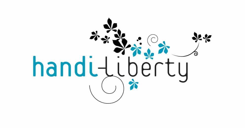 Logo Handi-Liberty - Haymoz design