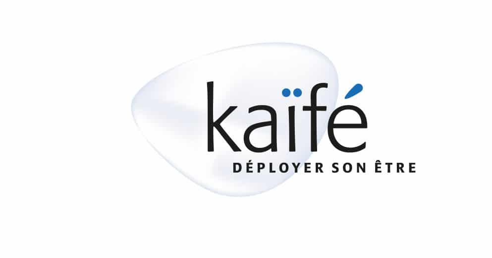 Logo Kaïfé Centre de bien-être - Haymoz design