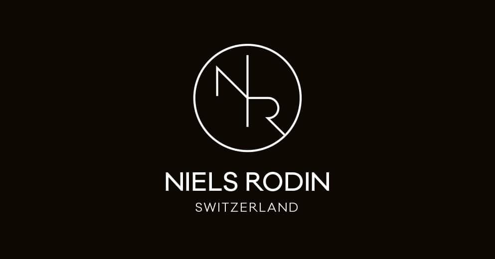 Logo Niels Rodin - Agrumiculteur suisse - Haymoz design