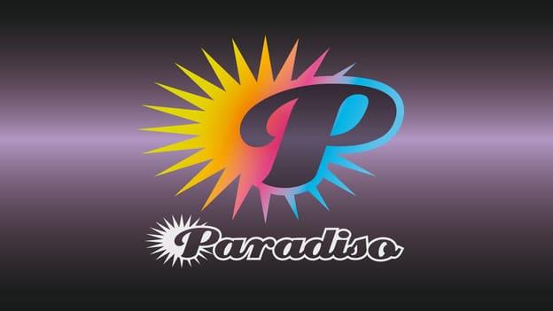 La Première - Radio Paradiso - Emission musicale - Logo - Haymoz design