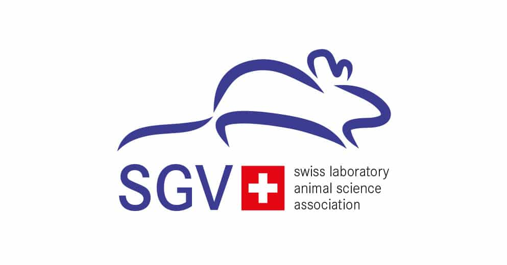 Logo SGV - Swiss Laboratory Association - Haymoz design