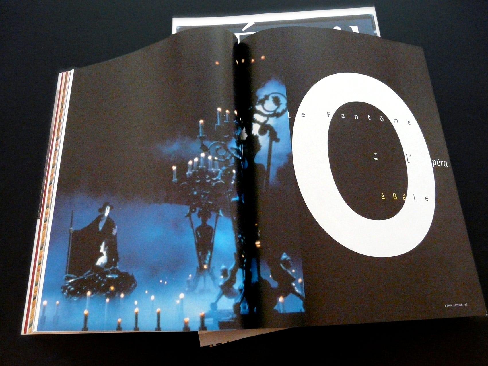Magazine L'Éveil Culturel - Direction artistique et mise en page vue 1