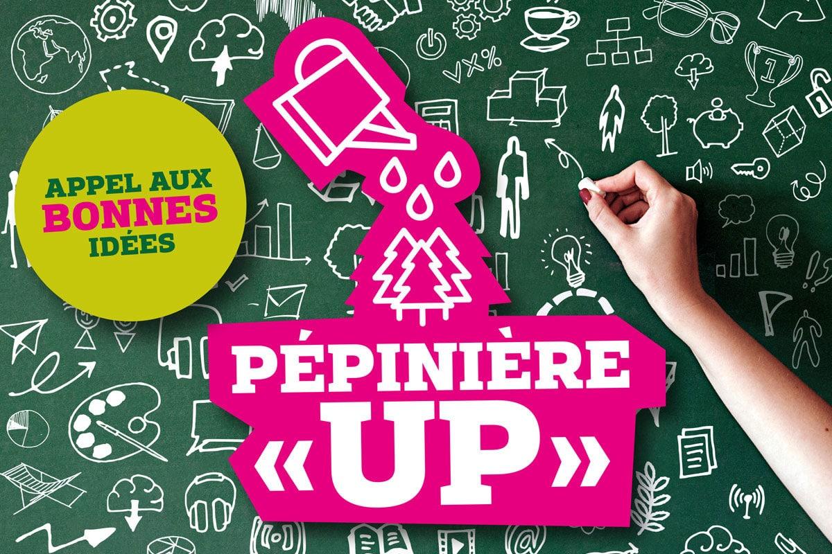 Société Vaudoise d'Utilité Publique (SVUP) - Pépinière «UP»!, concours d'idées - Haymoz design