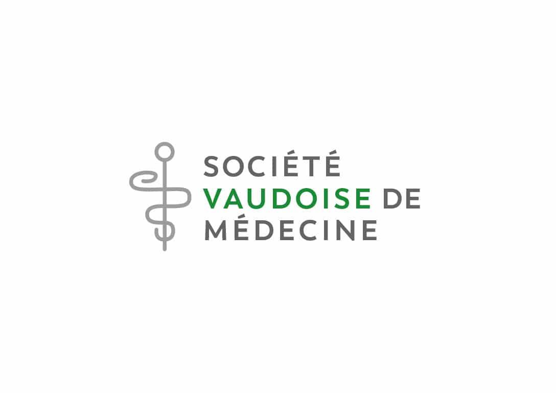 Société Vaudoise de Médecine - Design du logo
