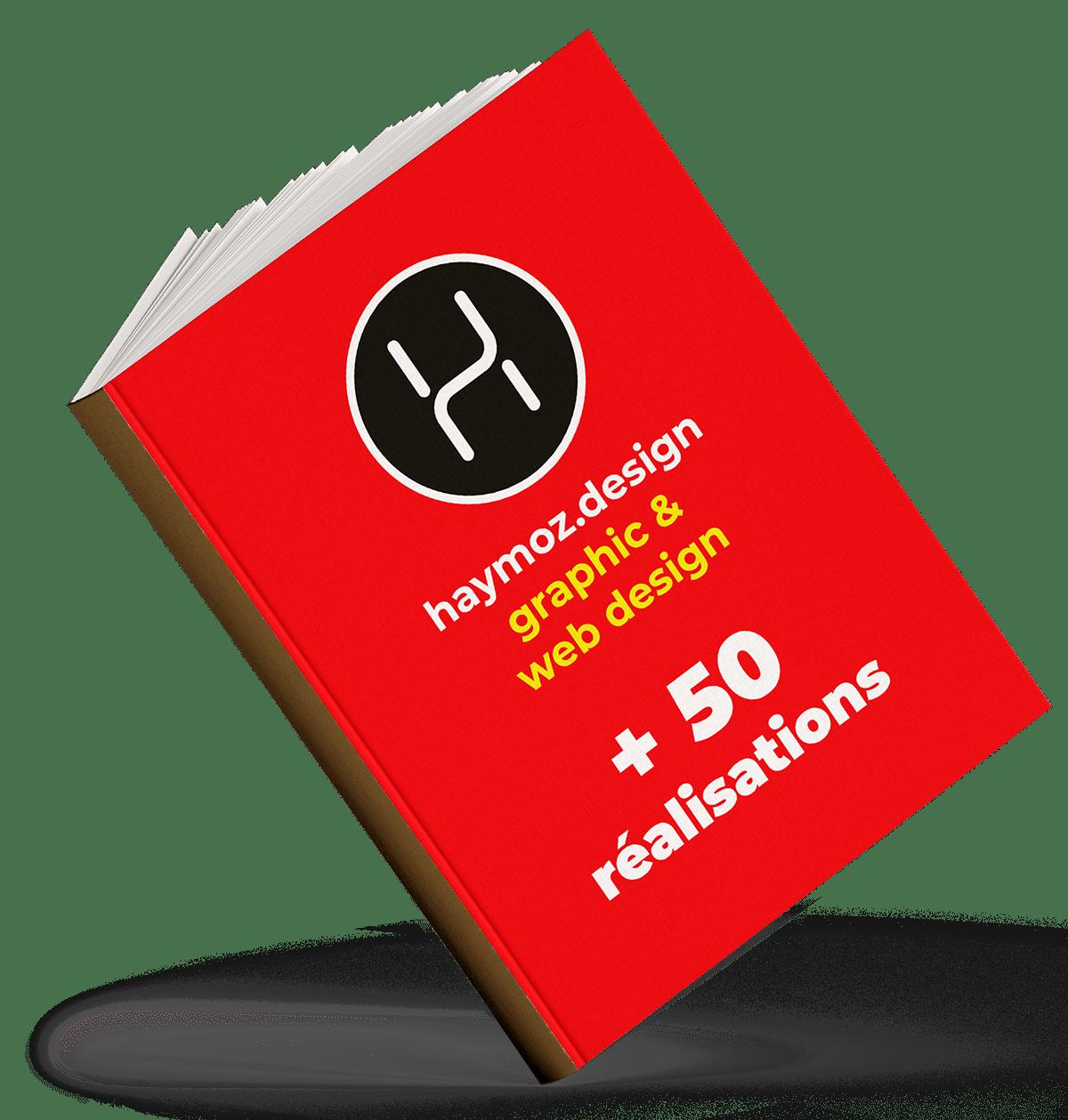 Book portfolio graphiste Lausanne