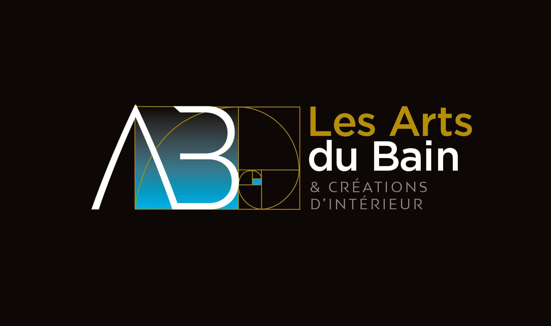 Les Arts du Bain - logo et naming