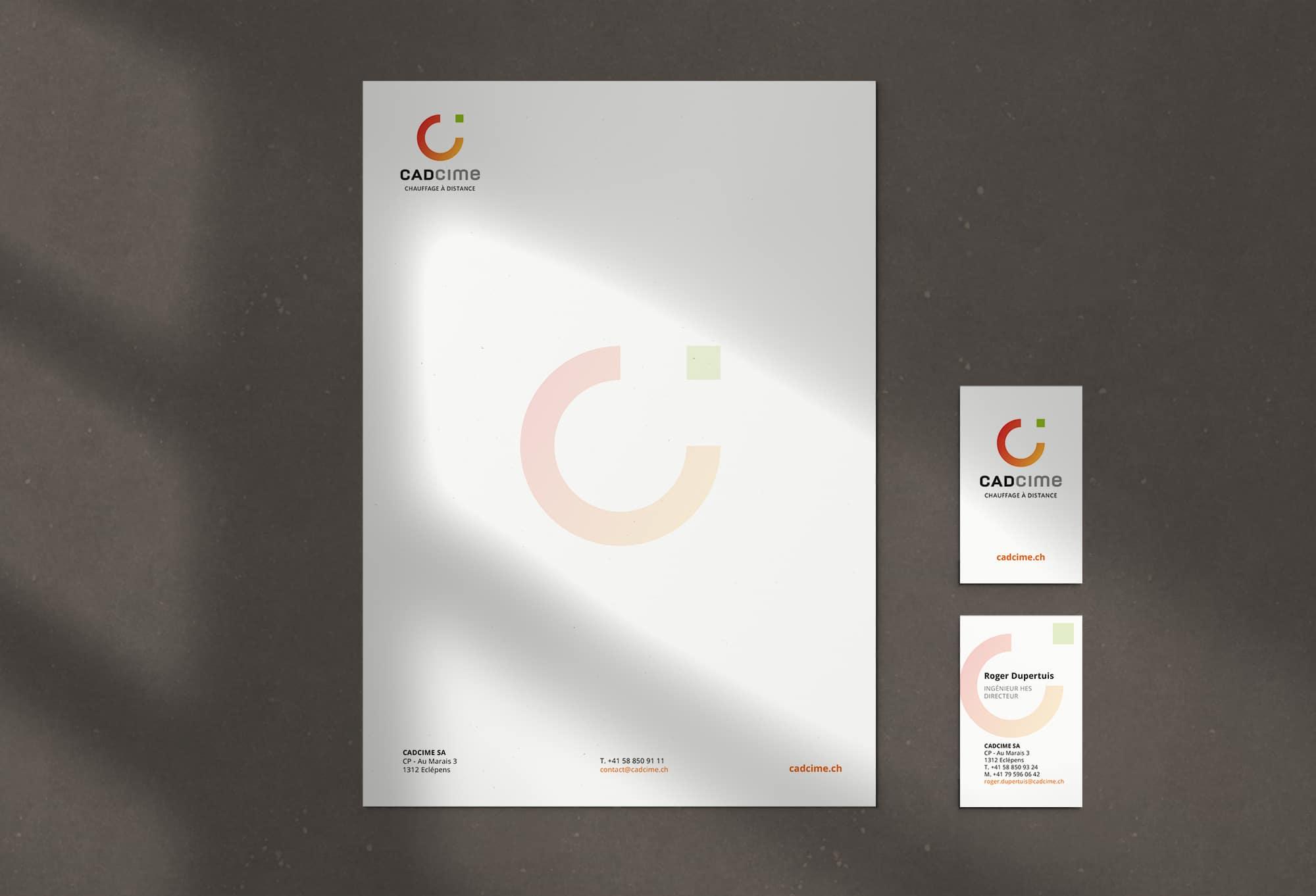 Logo Cadcime–chauffage à distance