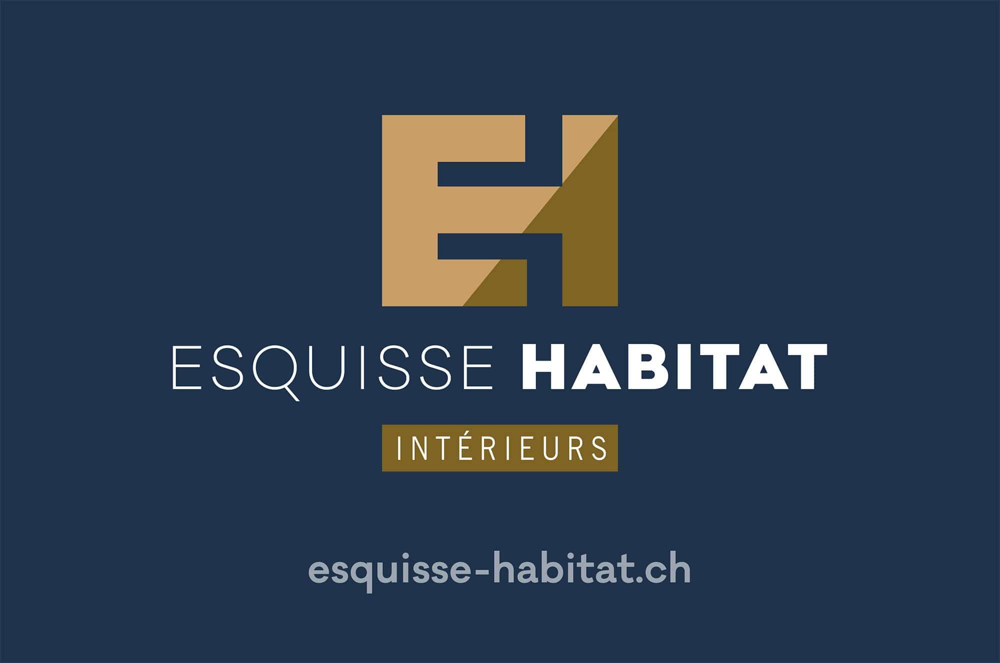 Logo Esquisse Habitat